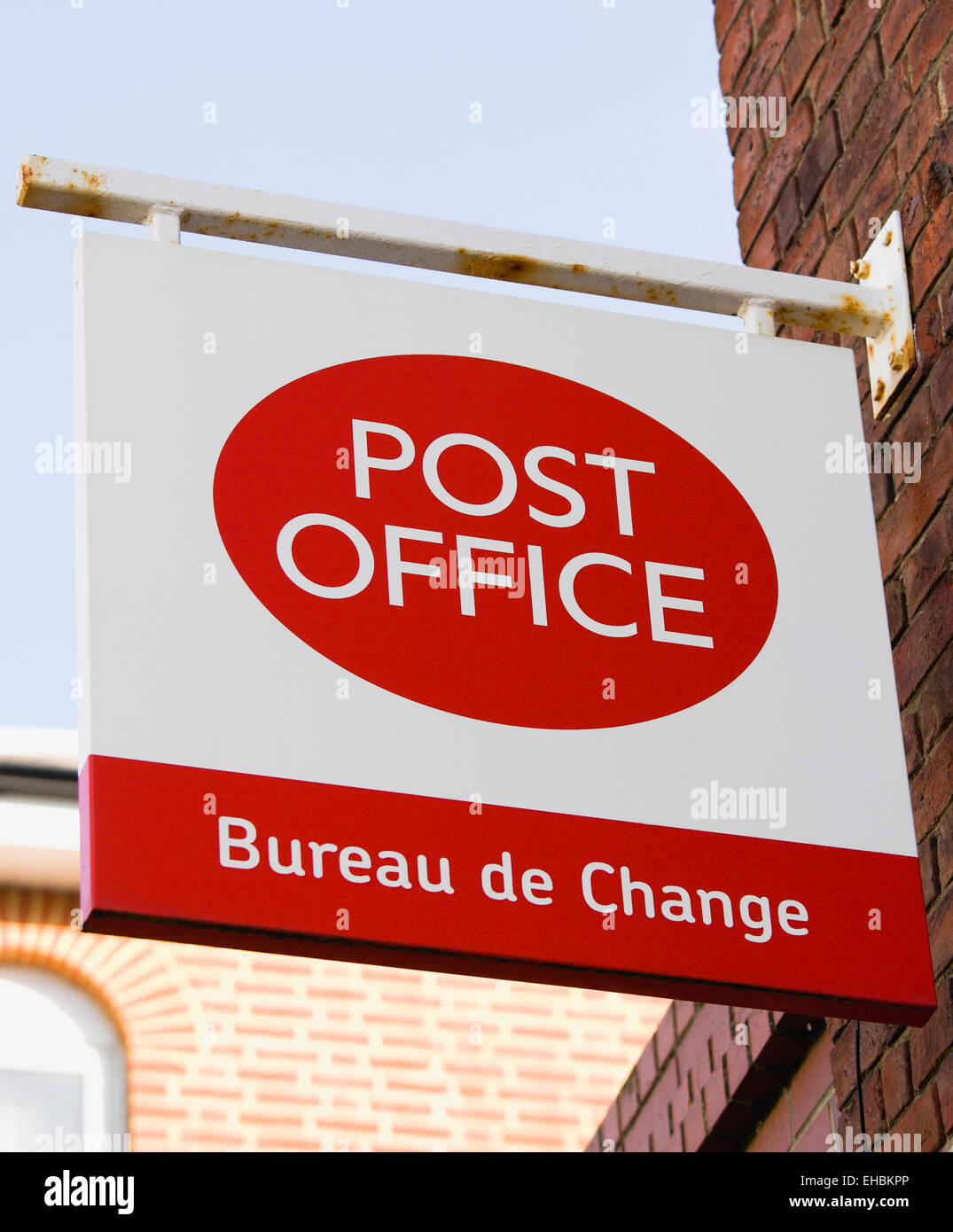 post business office. Business, Finance, Money, Post Office Bureau De Change Foreign Exchange Sign On The Wall Of A Building Business