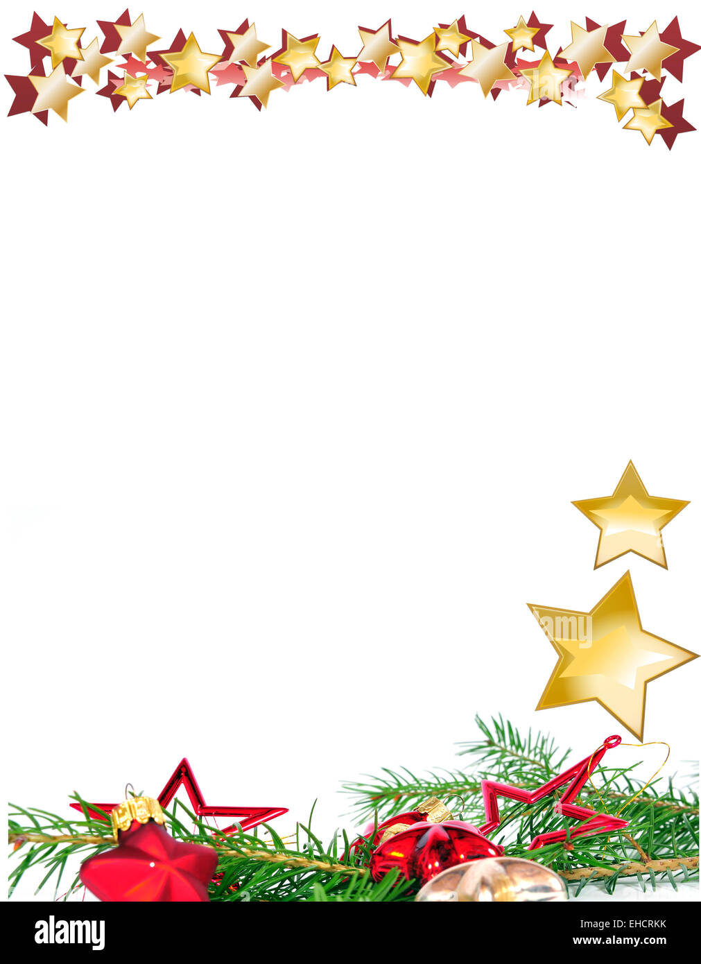 Group Of Free Christmas Background Stationery