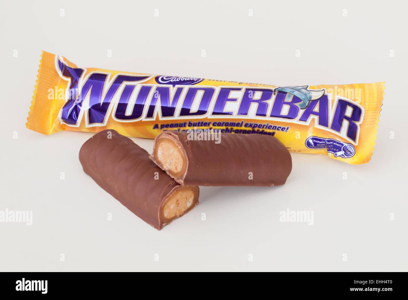Wunderbar Chocolate Bar Canada