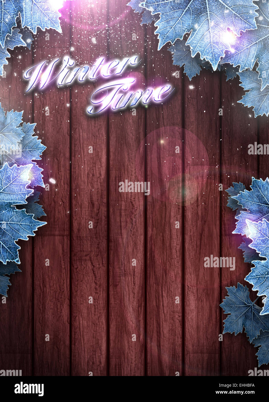 winter business or invitation poster or flyer background stock photo winter business or invitation poster or flyer background space