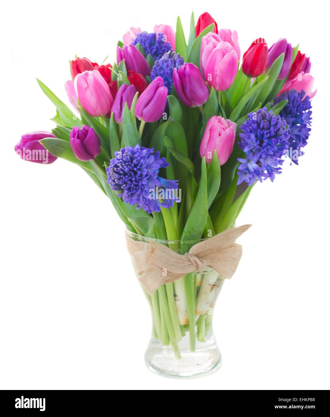 Bouquet of blue hyacinth and tulips stock photo royalty free stock photo bouquet of blue hyacinth and tulips dhlflorist Choice Image