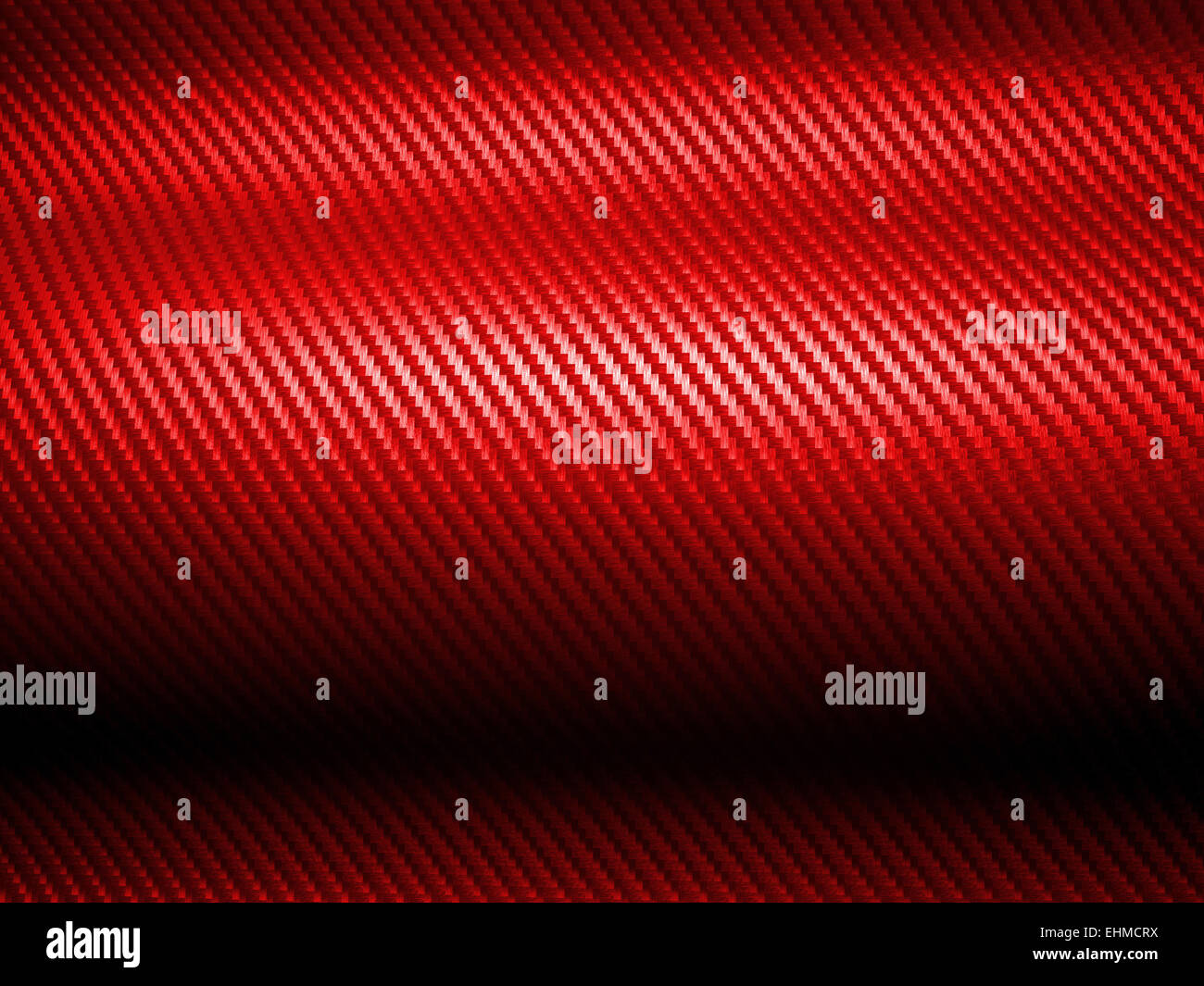 3d Image Of Red Carbon Fiber Texture Stock Photo, Royalty ...
