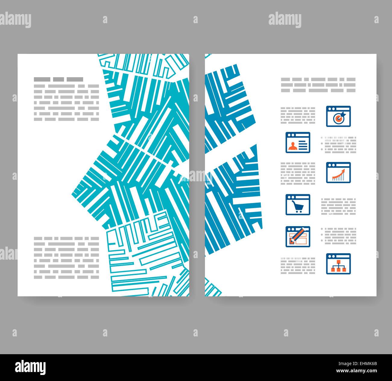2 fold brochure