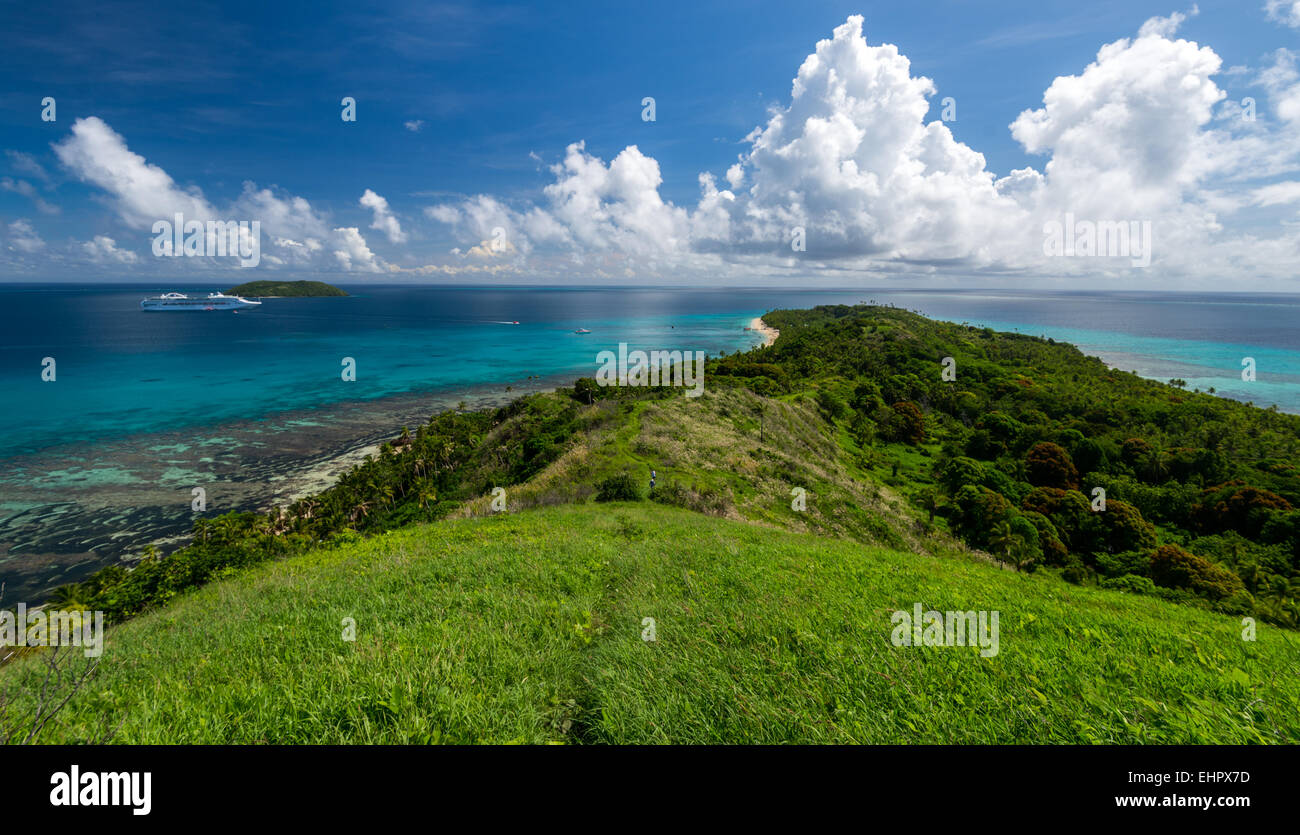Dravuni Island Is Located In Fiji And Is A Post Card Perfect - Where is fiji located
