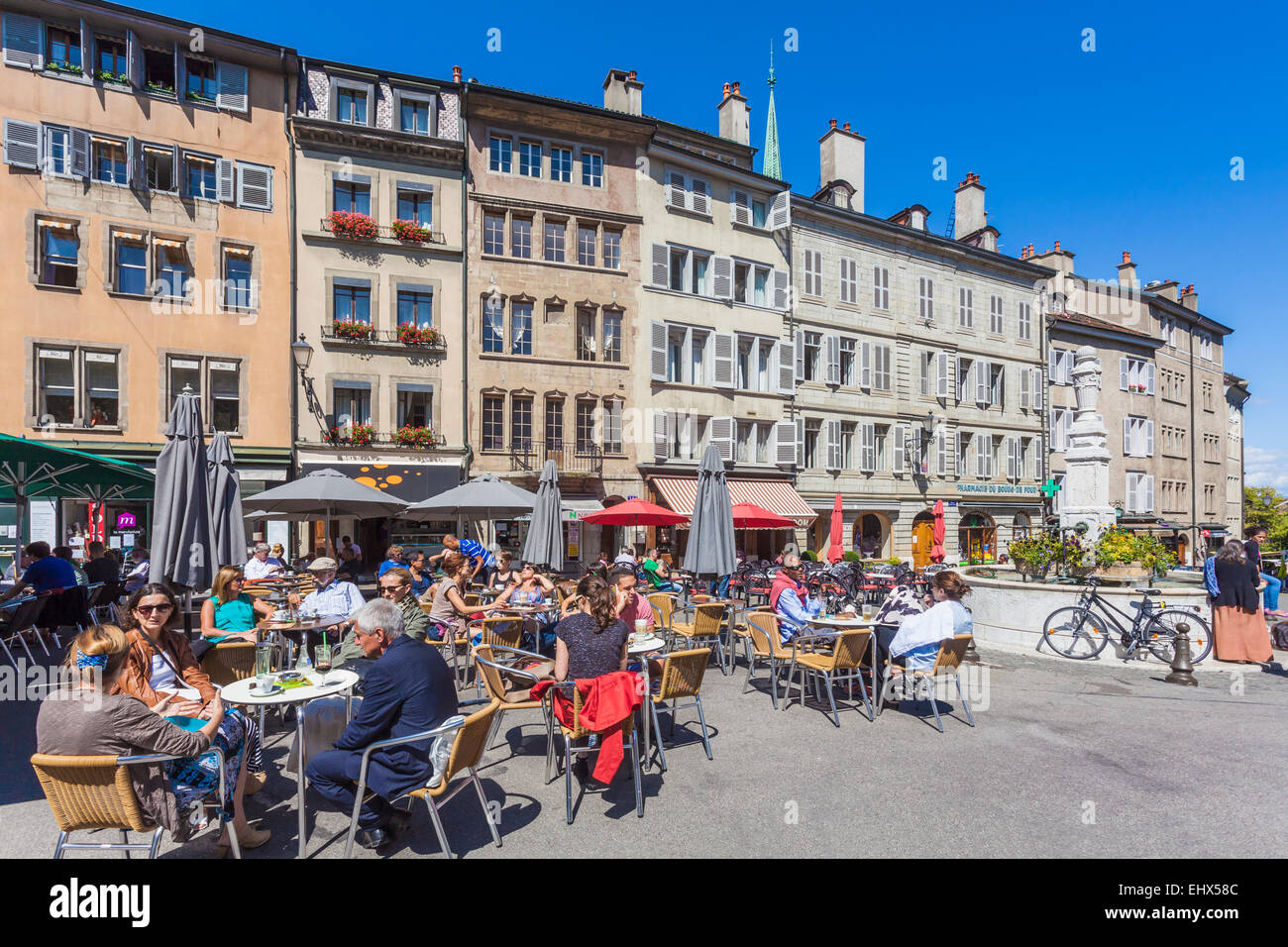 Place Du Bourg De Four Restaurant