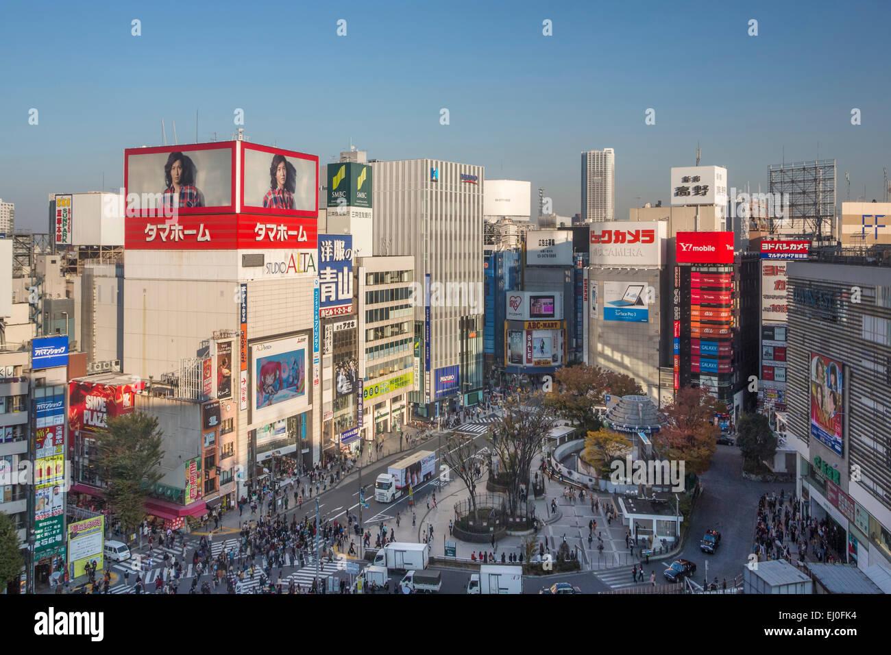center east side japan asia shinjuku station tokyo stock photo 79917576 alamy. Black Bedroom Furniture Sets. Home Design Ideas