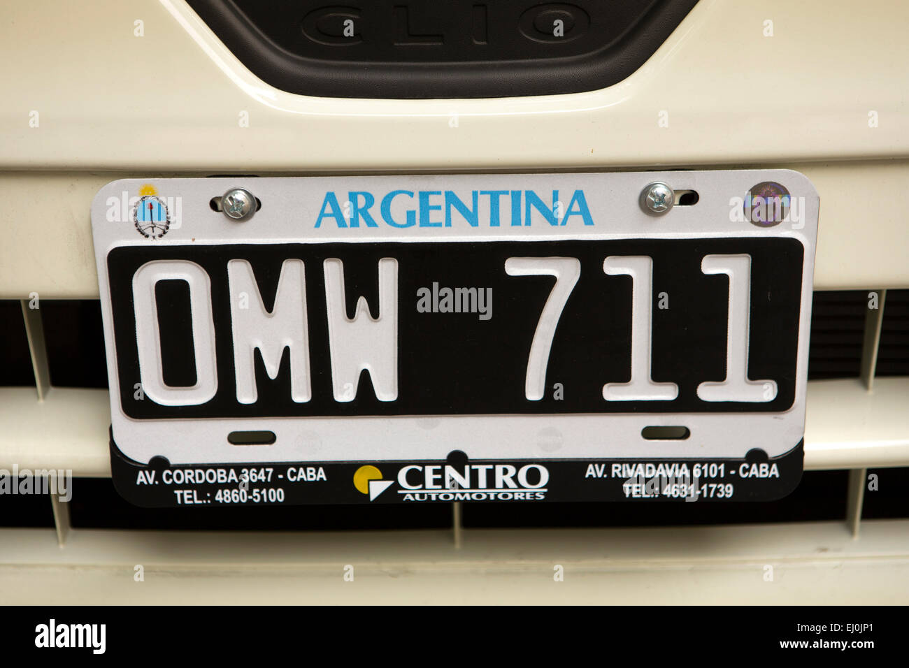Vehicle Registration Plates Stock Photos & Vehicle Registration ...