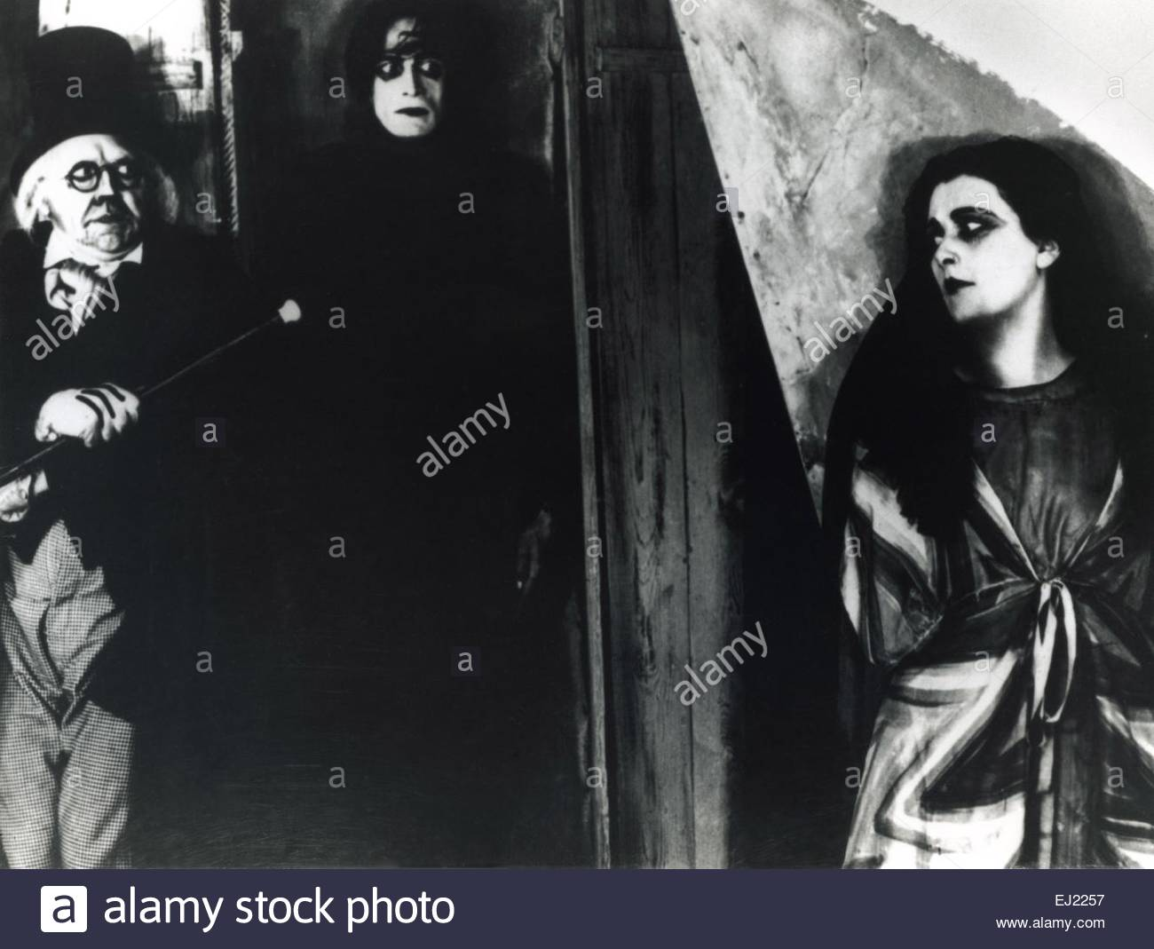 german expressionism the cabinet of dr