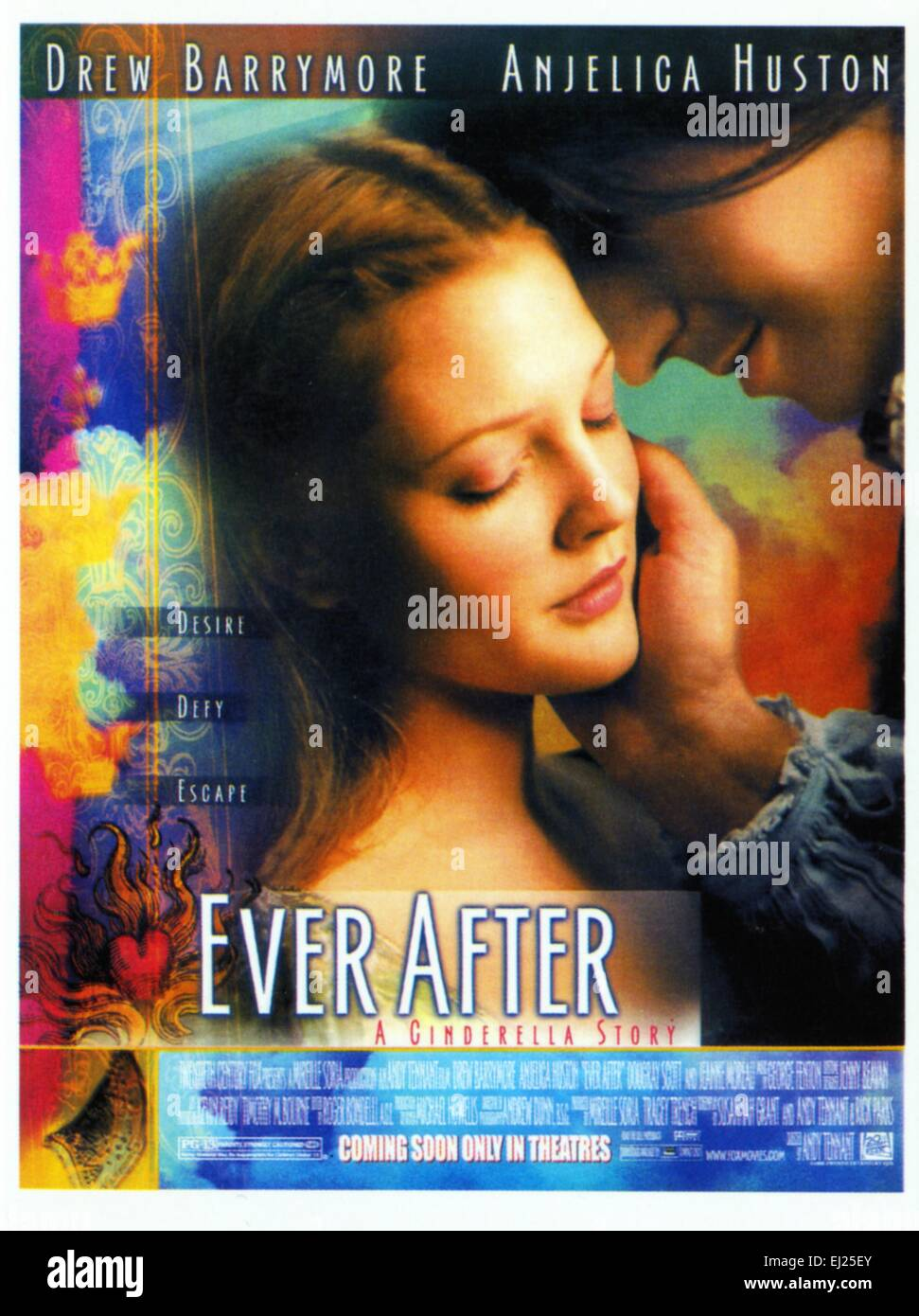 Ever After: A Cinderella Story Soundtrack (by George Fenton)