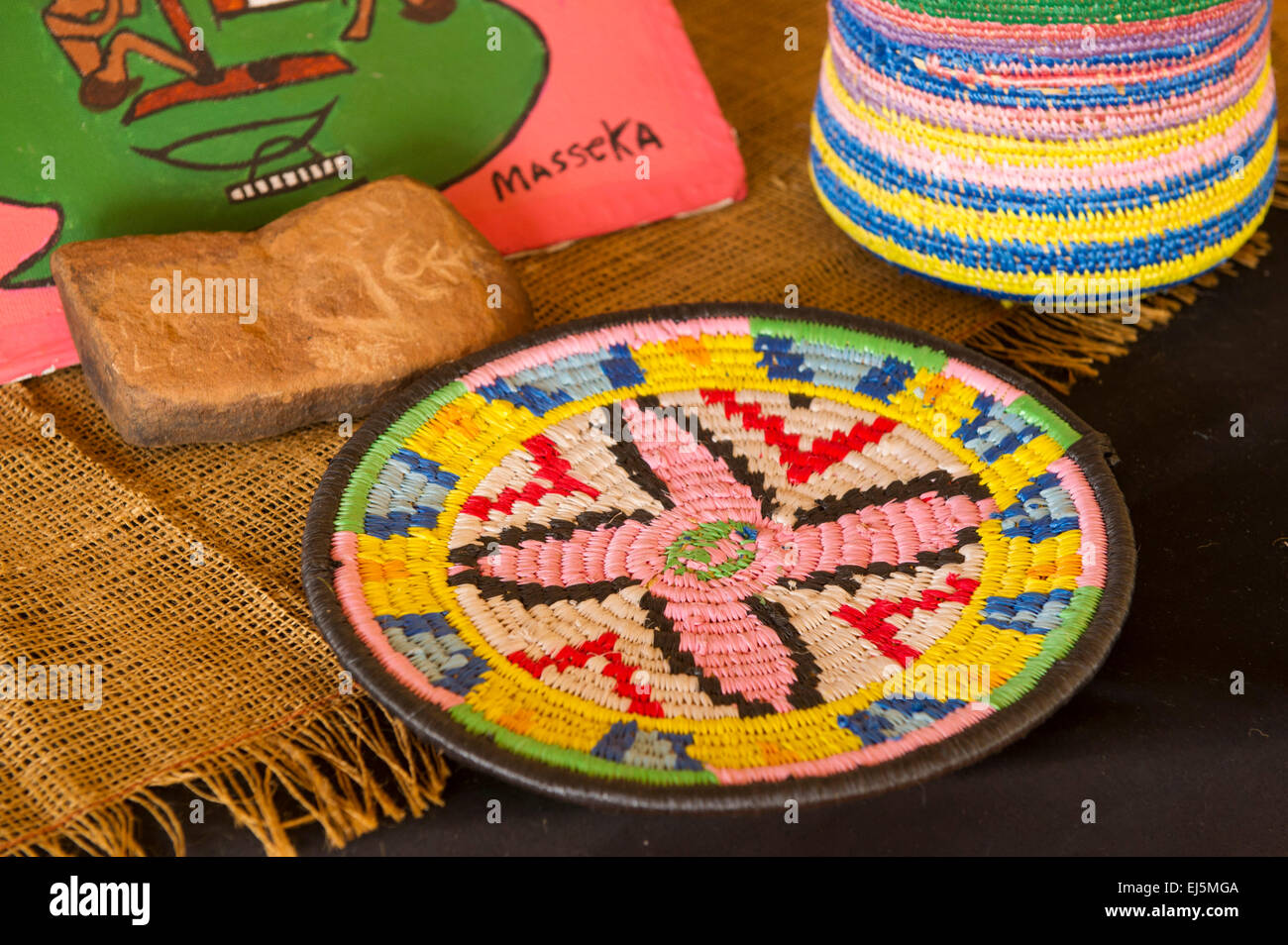 Crafts for sale at wildebeest kuil rock art centre for Crafts to make for sale
