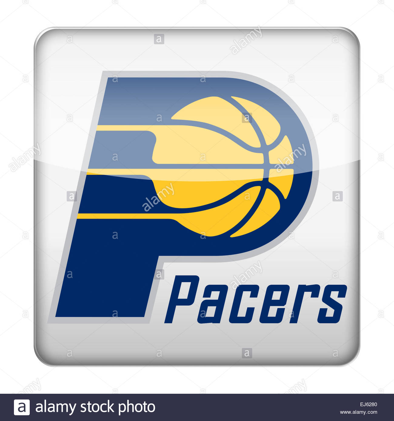 Indiana pacers logo icon stock photo royalty free image 80038784 indiana pacers logo icon voltagebd Gallery