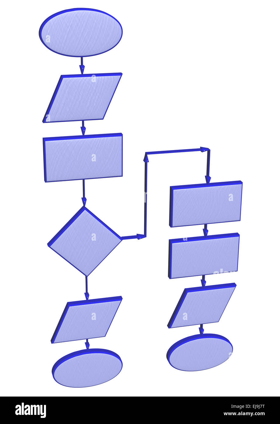 Project flow chart diagram stock photo royalty free image project flow chart diagram nvjuhfo Choice Image