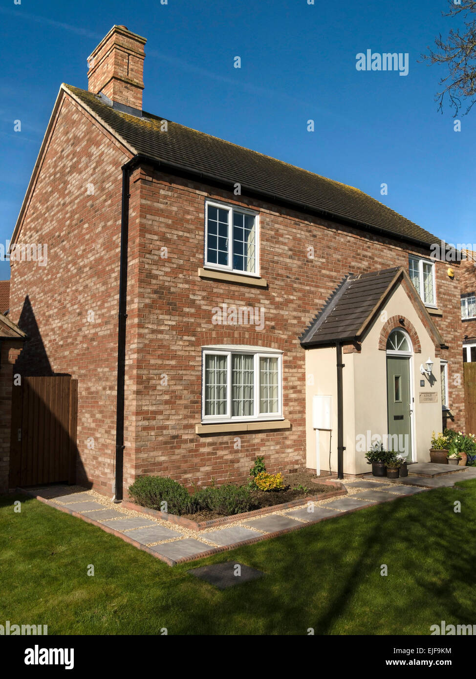 Miraculous Newbuild Home In Traditional English Cottage Style Built By Bovis Largest Home Design Picture Inspirations Pitcheantrous
