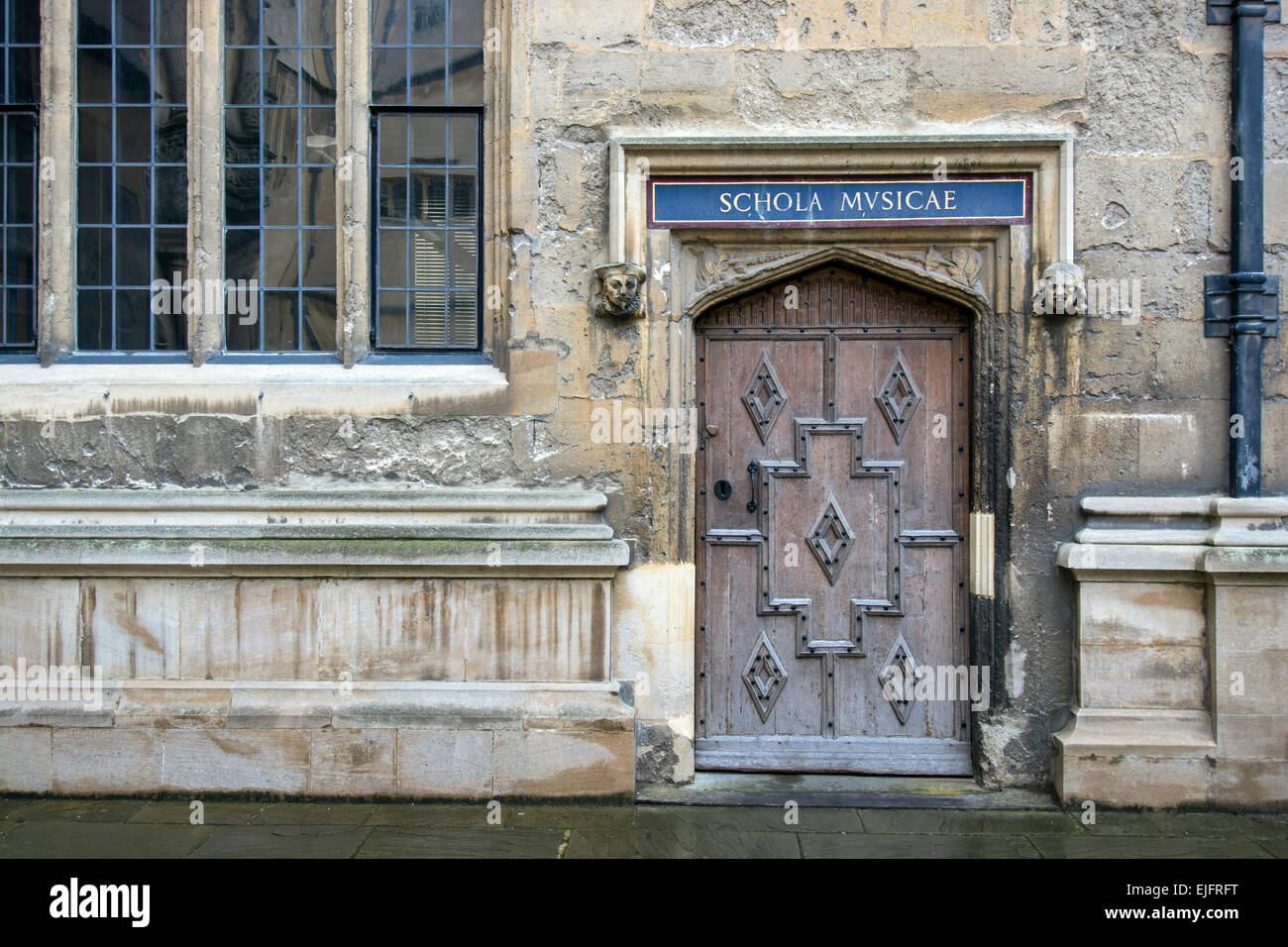 Door in the Bodleian Library quadrangle University of Oxford UK & Door in the Bodleian Library quadrangle University of Oxford UK ... Pezcame.Com