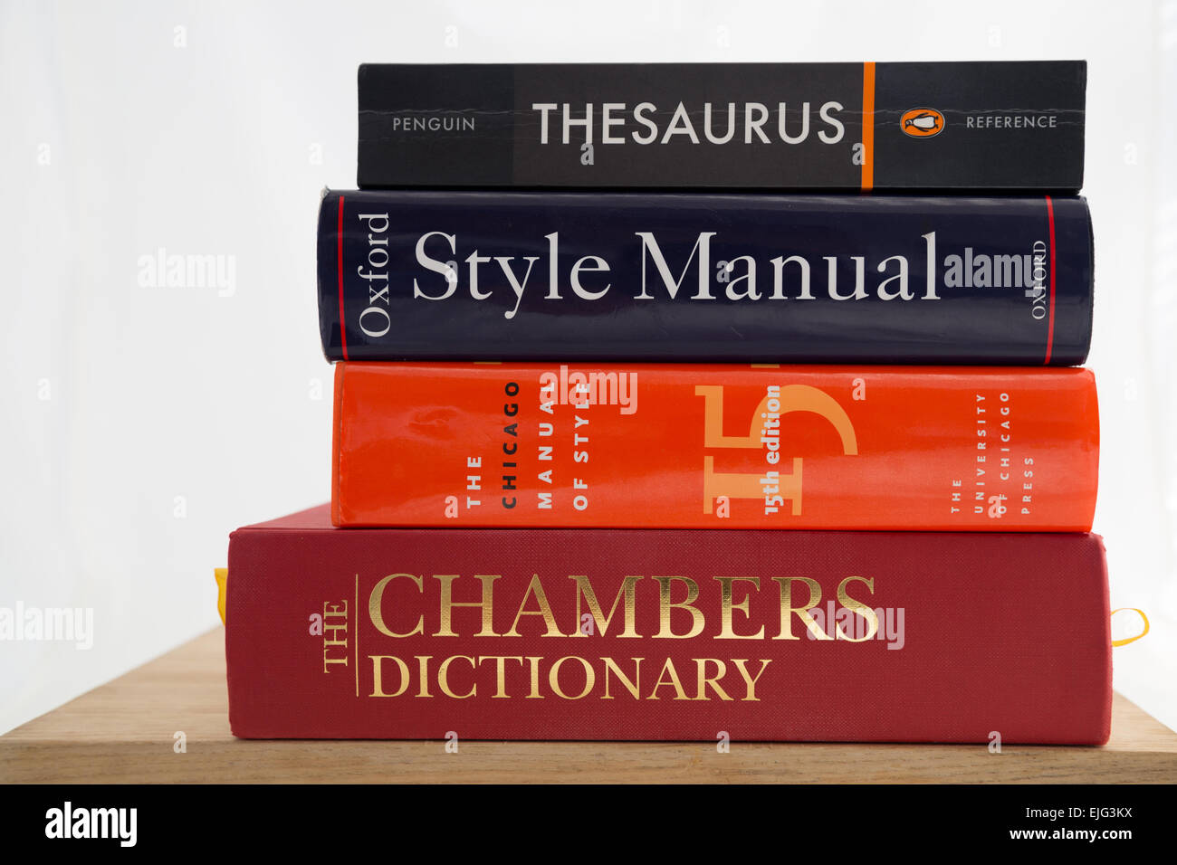 Books for editors