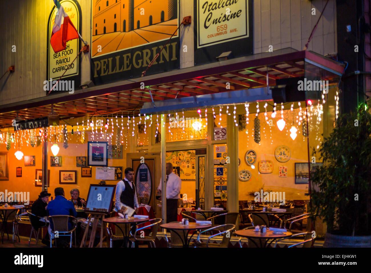 Cafe On California Street San Francisco