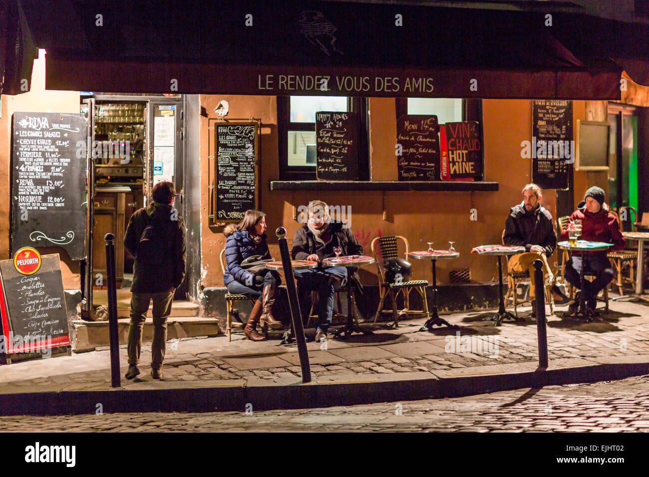 Cafe Des Amis Restaurant