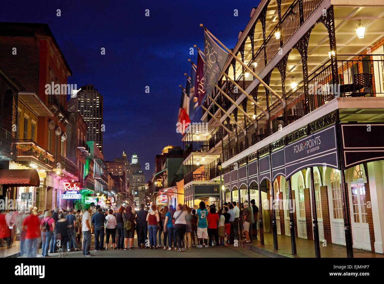 Hotels On Bourbon Street New Orleans