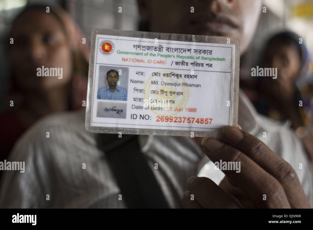 national id card essay Identity (id) cards are known for their utility and integrity, which led to the adoption of its use by many countries all over the world some countries even have national ids, which are officially released and which use is mandatory to all who sojourn in said territories.