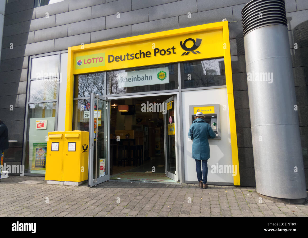 Image result for german post office