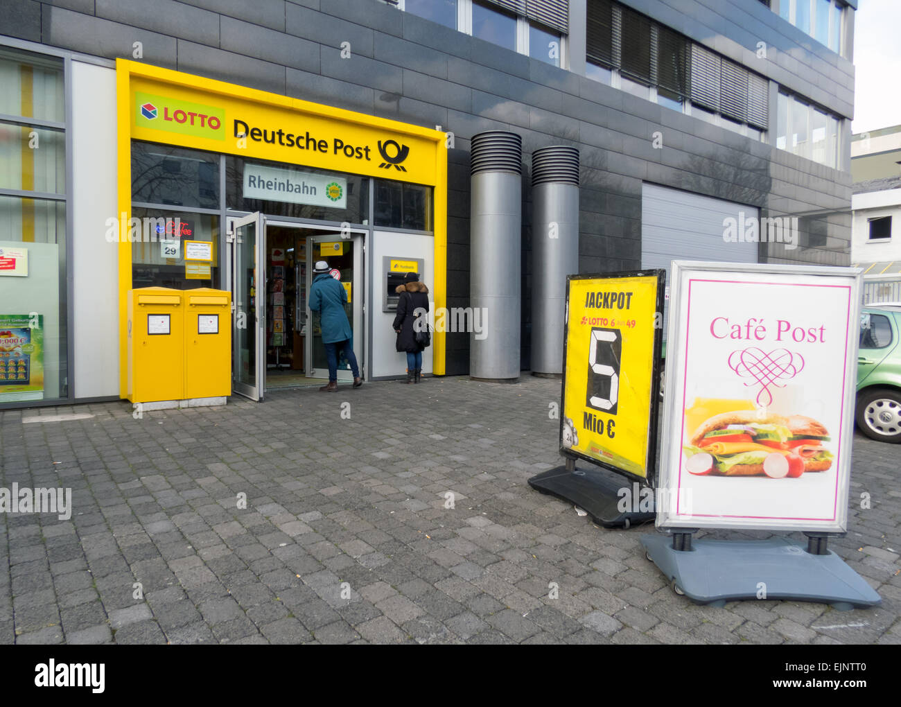 Deutsche Post Cod Lotterie