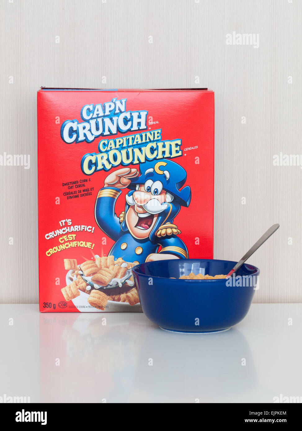 What is Cap'n Crunch's full name?