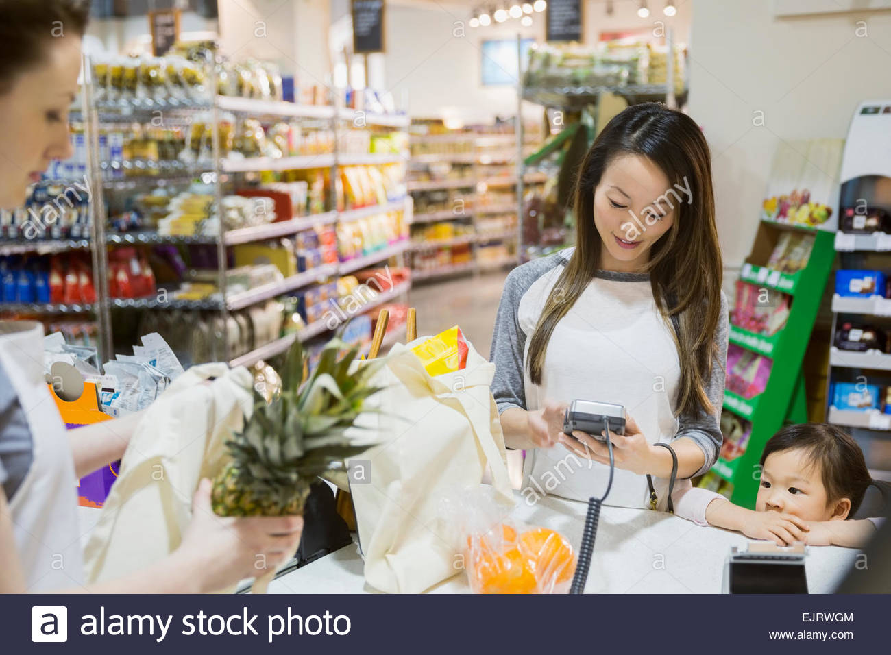 Grocery Store Checkout