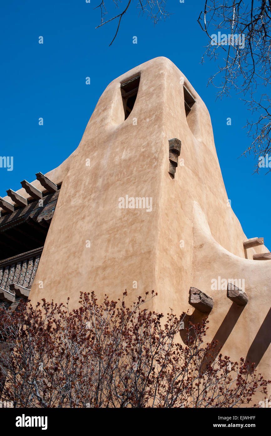 USA New Mexico NM New Mexico Museum Of Art In Downtown Santa Fe - Oldest museums in usa