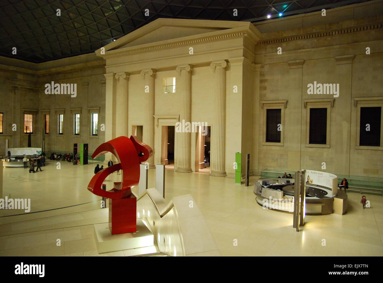 Foyer Museum Uk : The foyer of british museum london stock photo