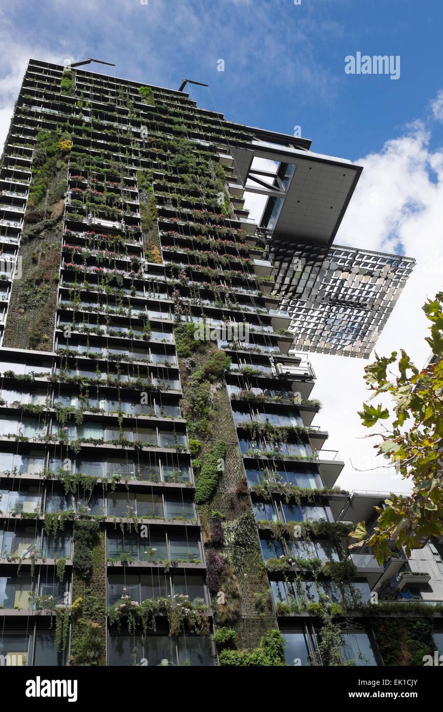 One Central Park Sydney Australia Architect Jean Nouvel