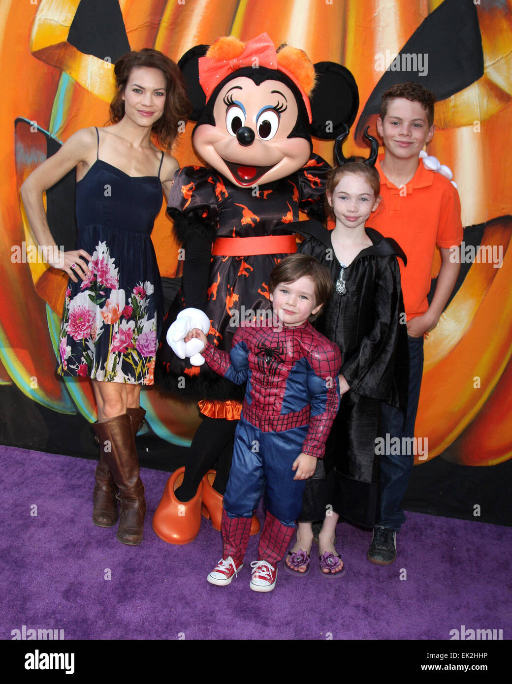 Disney's VIP Halloween event at Disney Consumer Products Campus ...