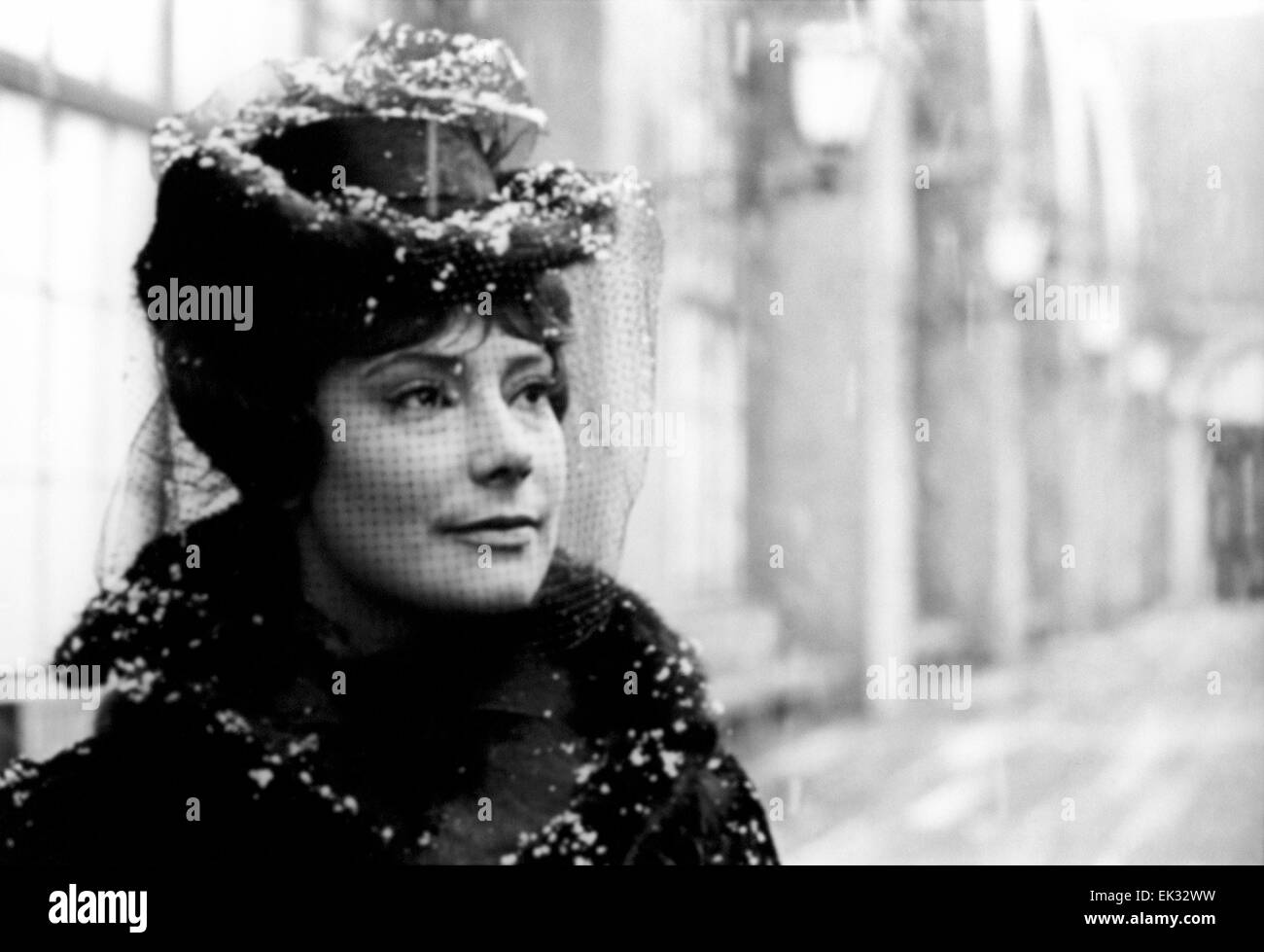Moscow. USSR. Actress ...