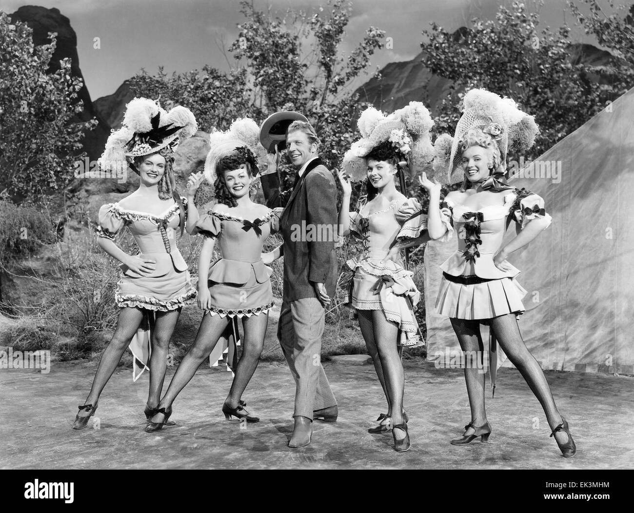 dan dailey with chorus girls marion marshall joyce mackenzie barbara EK3MHM barbara marshall stock photos & barbara marshall stock images alamy Wire Harness Assembly at n-0.co