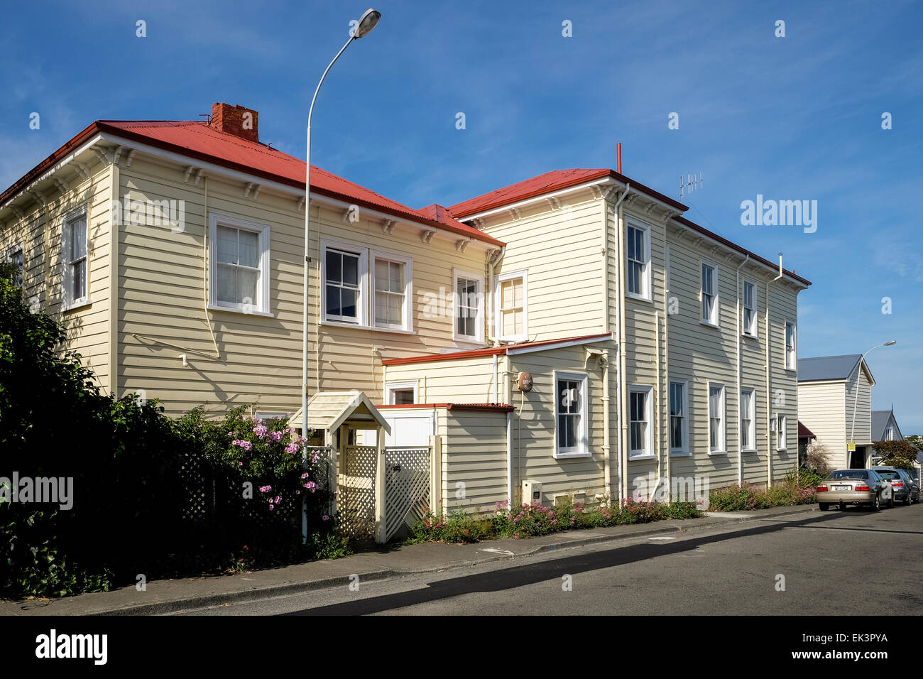 Glen Lyon On Lincoln Road, Napier Hill, Former Hillcrest Old Mens Home.  Wooden