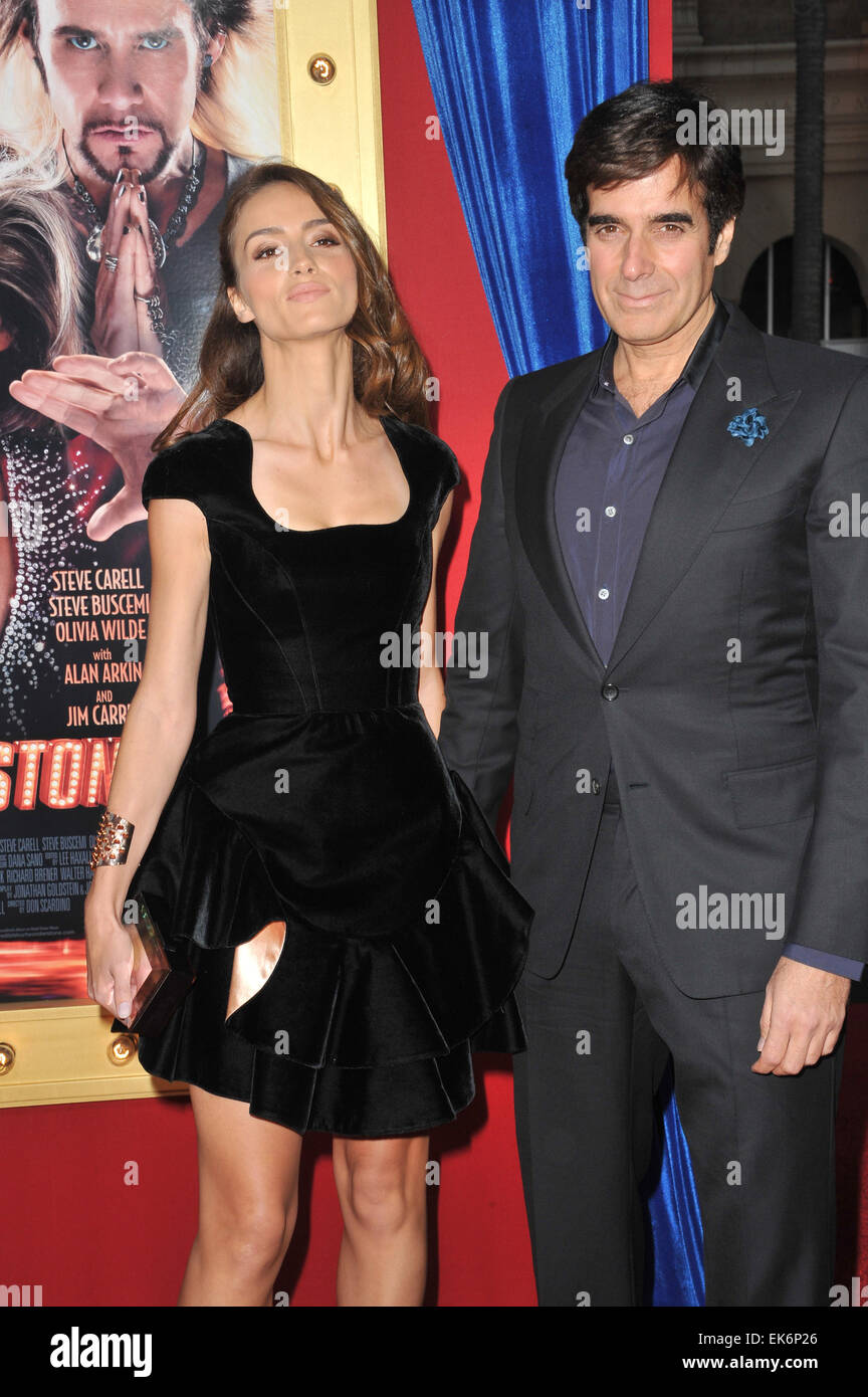 gosselin stock photos gosselin stock images alamy los angeles ca 11 2013 magician david copperfield girlfriend chloe