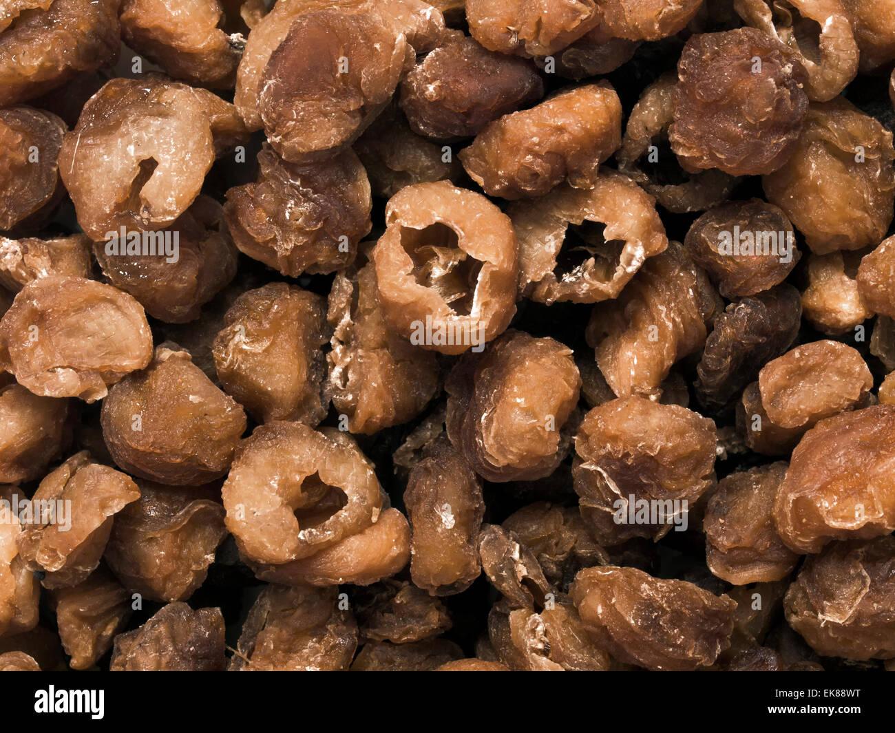 Dried longan fruit