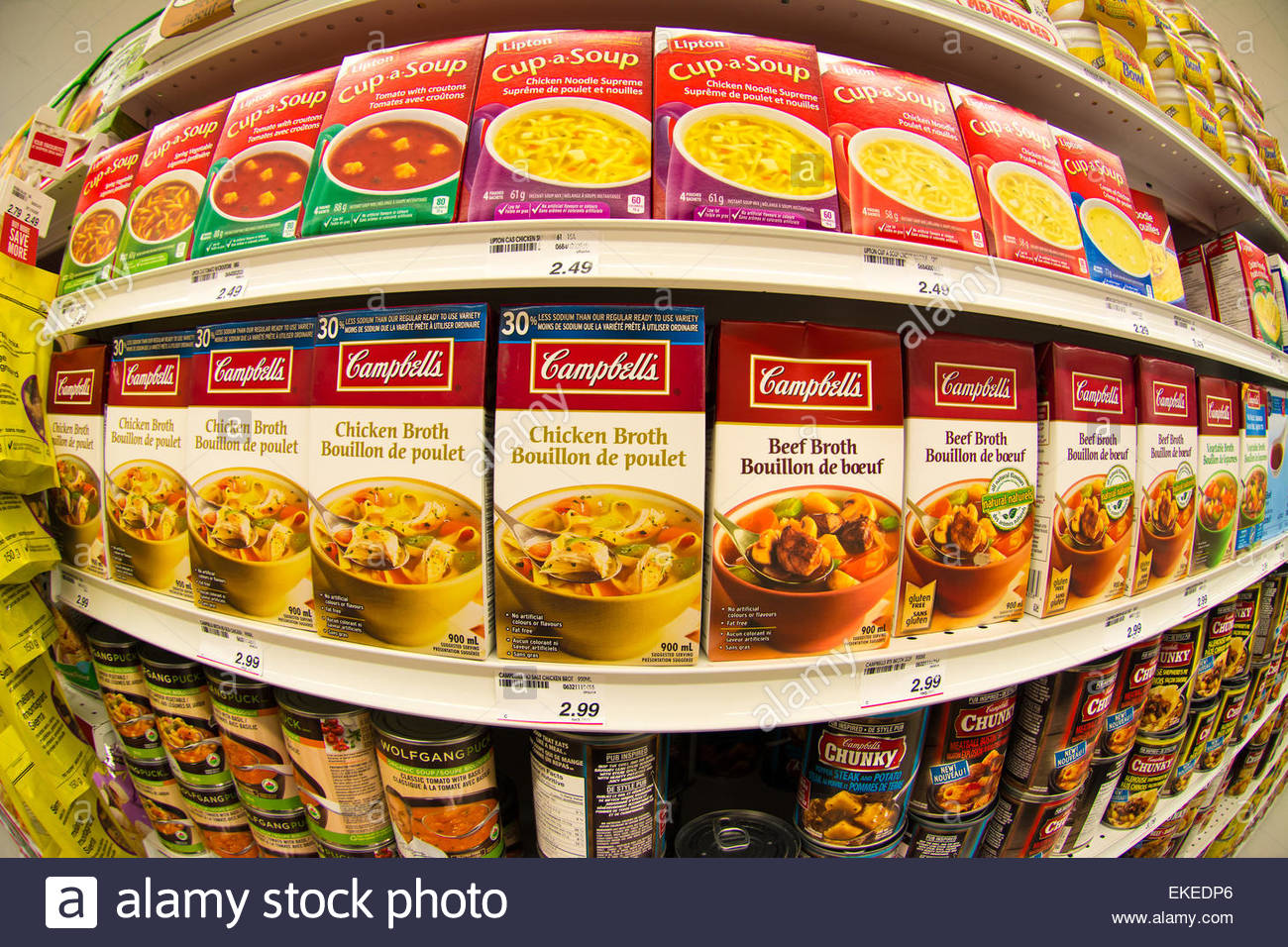Image result for canned soup