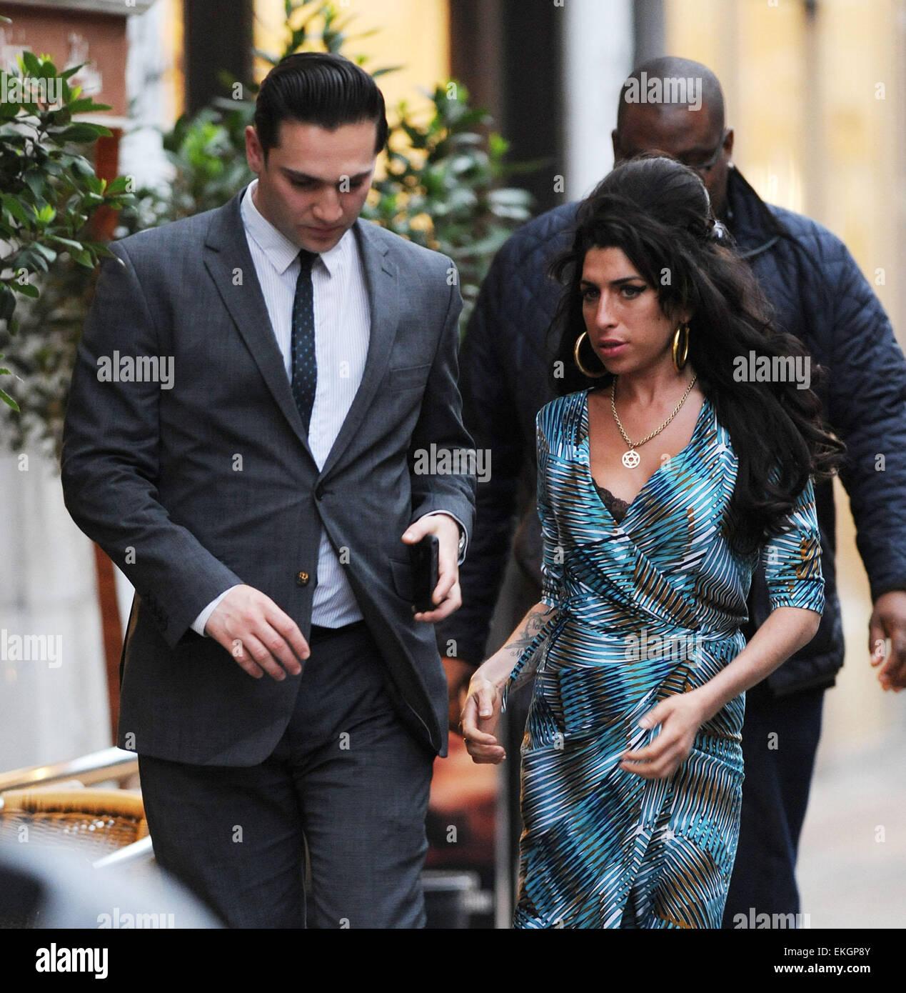 Amy Winehouse And Blake