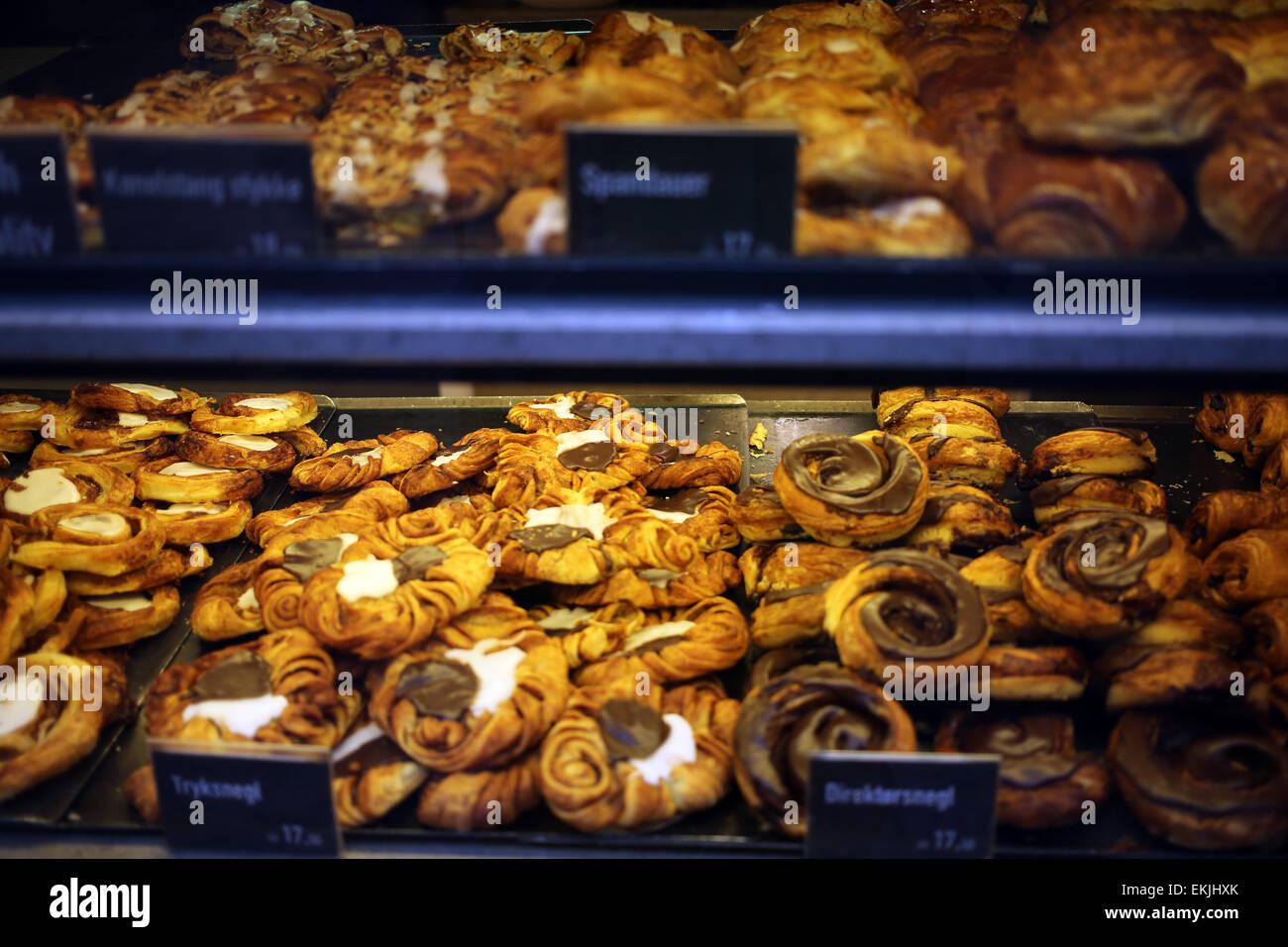 Copenhagen Bakery Cakes
