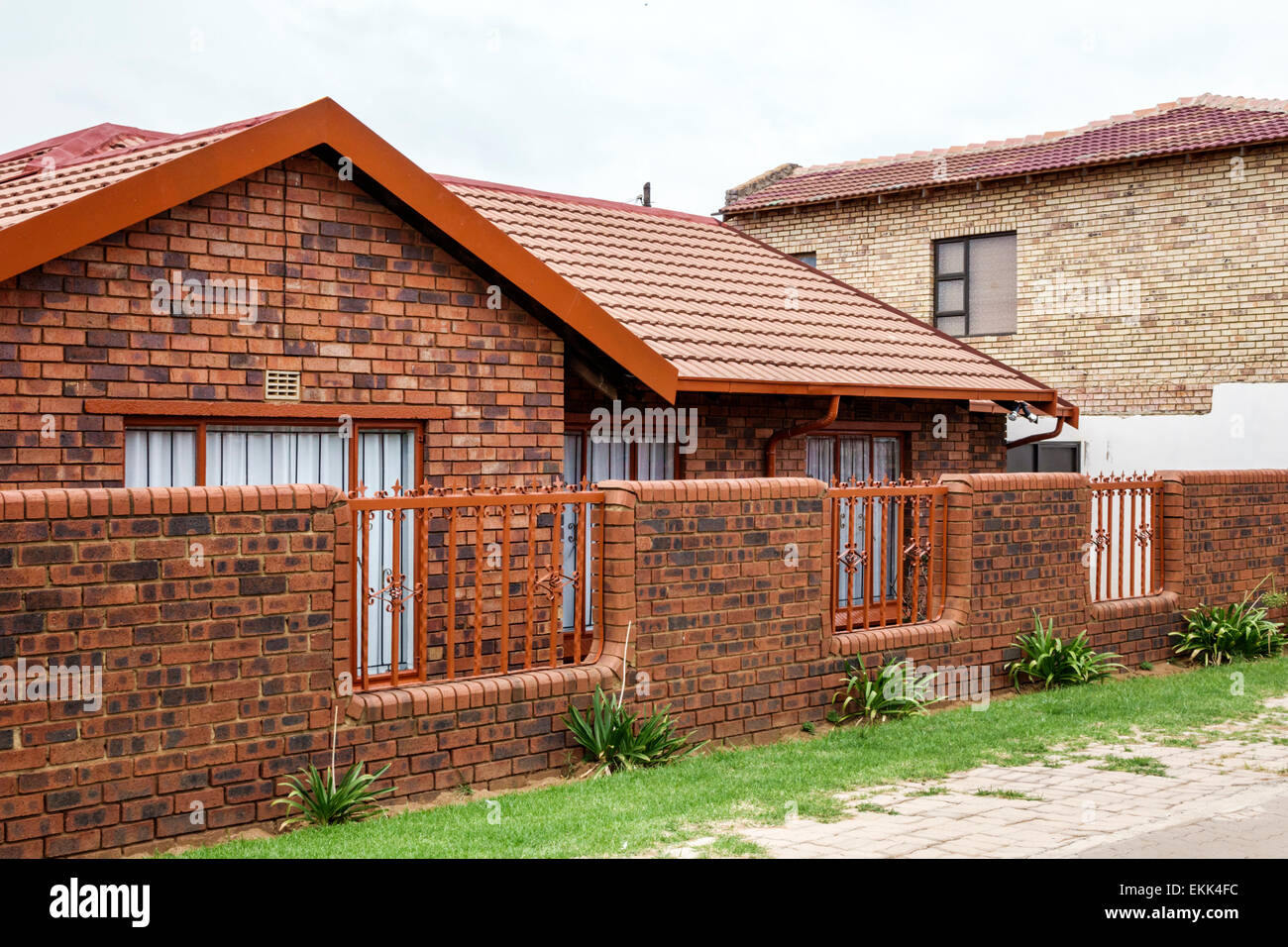 Brick Wall South Africa Stock Photos Brick Wall South Africa
