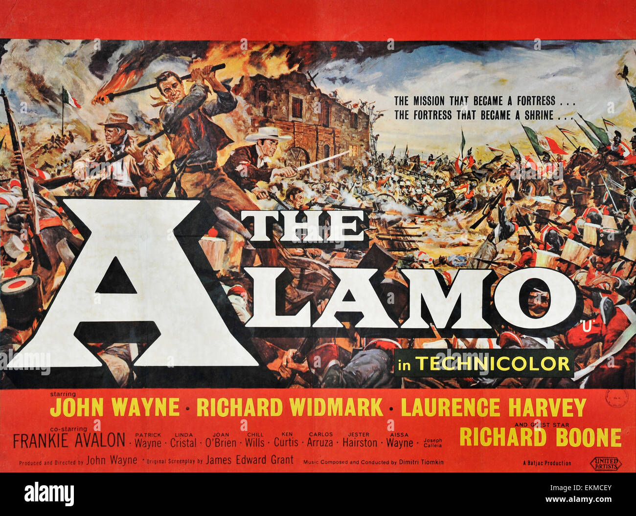 the alamo movie essays The alamo i chose to write about the alamo because i watched this movie when i was younger and wanted to watch it again now that i have a better perspective on the history that took place in the battle for the alamo.