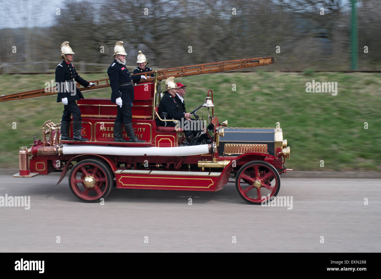 fire engines vintage