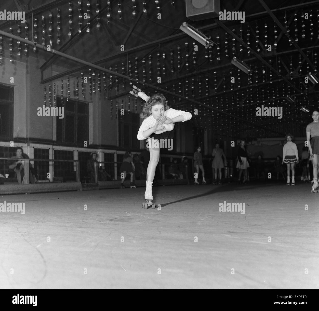 Roller skating rink kent