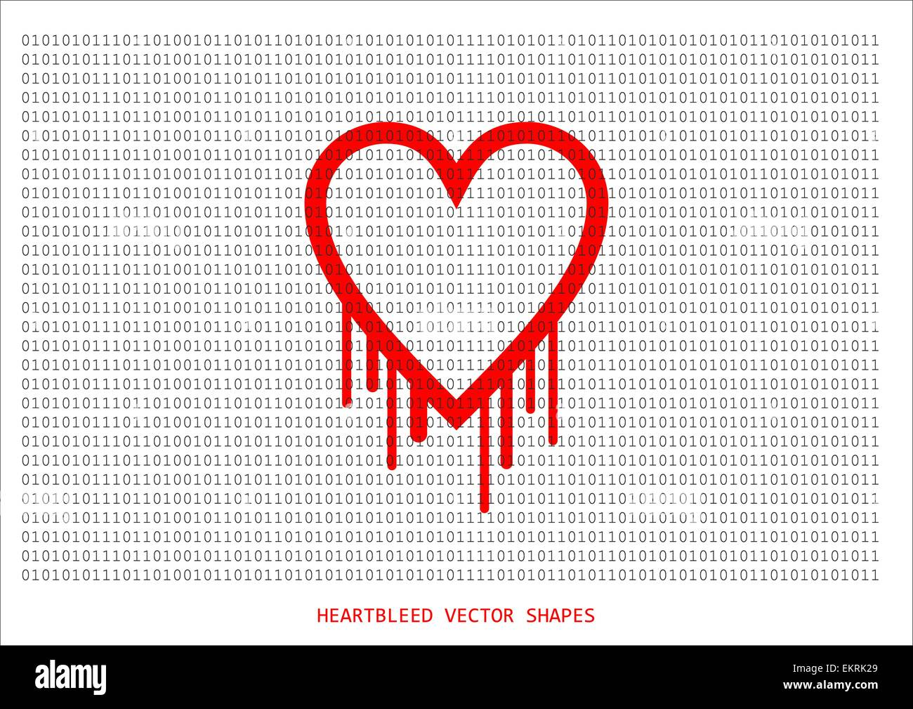 Bleeding heart symbol of love in grunge style stock photo pictogram symbol heartbleed openssl bug vector shape bleeding heart with wall of text in background stock buycottarizona