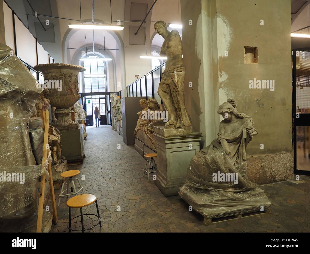 Academy of fine arts of brera accademia di belle arti di for Accademia di brera