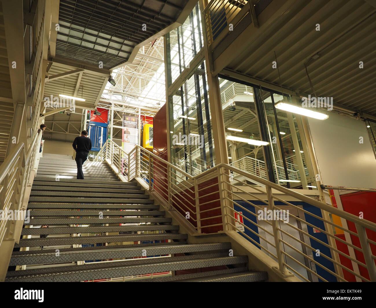 Politecnico di milano bovisa campus bovisa district for Design di milano