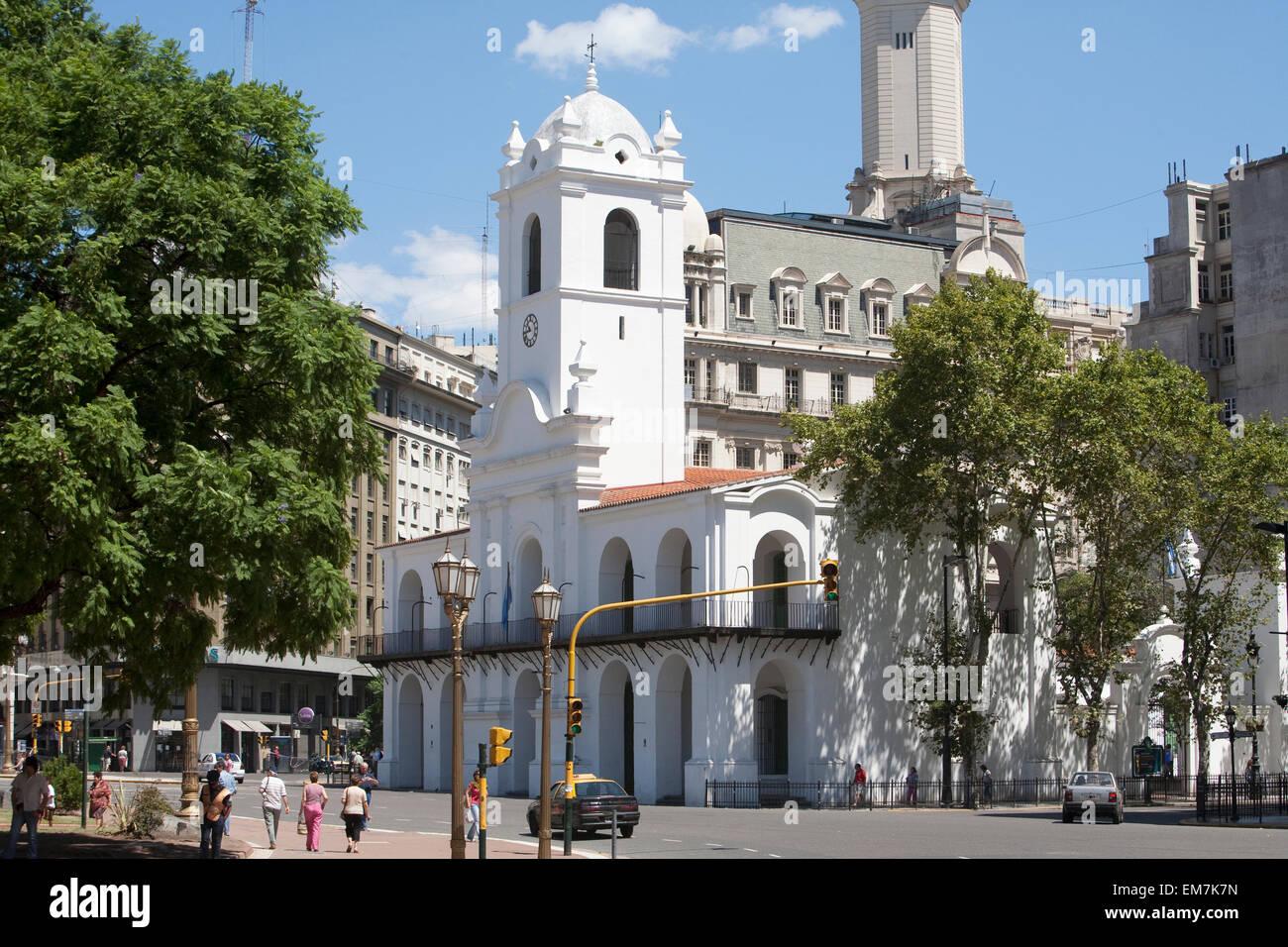 Cabildo town hall buenos aires capital federal for Muebles de oficina buenos aires capital federal