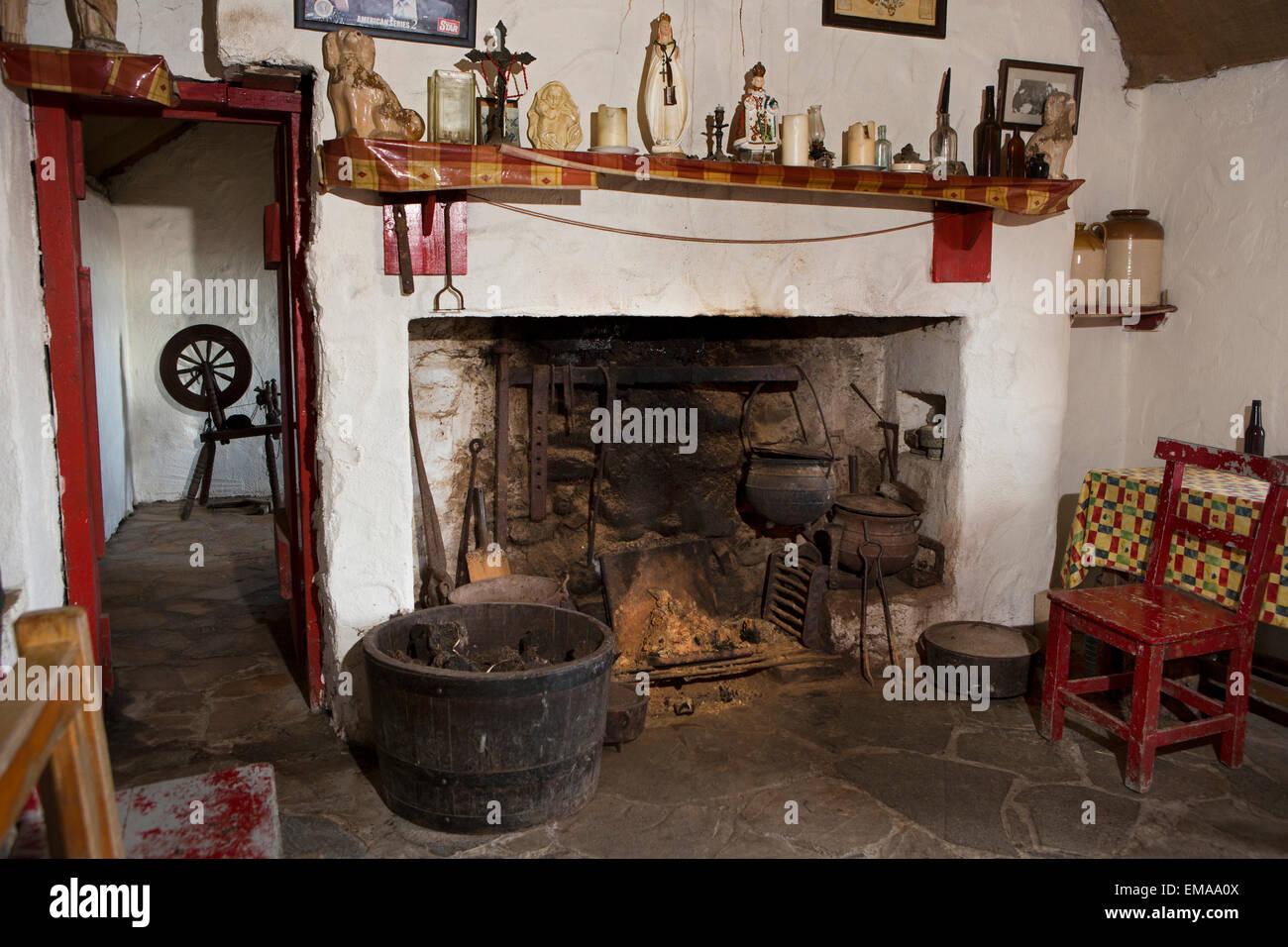 Ireland Co Galway Connemara Heritage Amp History Centre