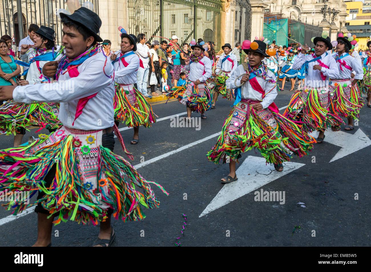 Peru men