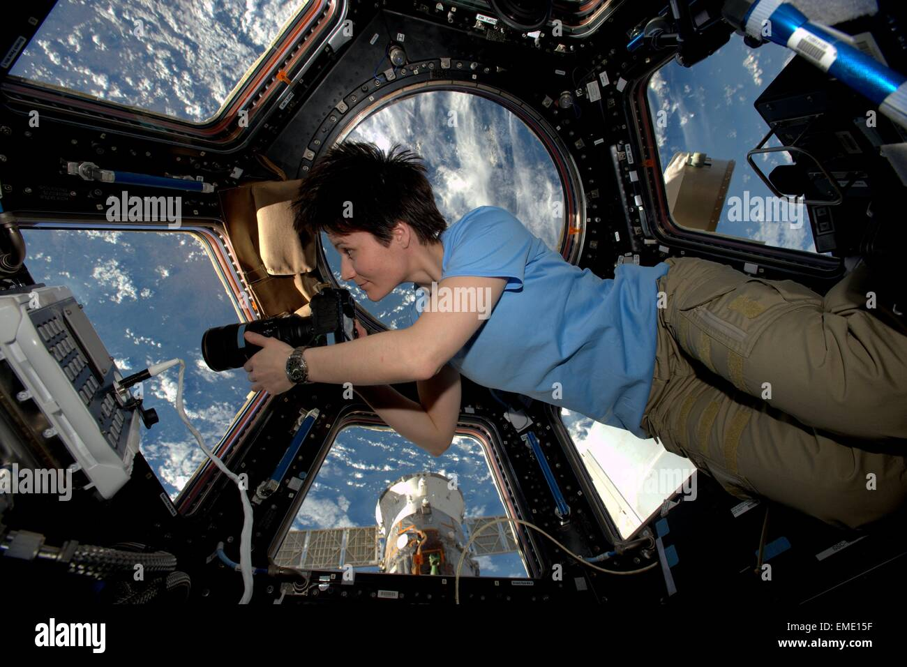 International Space Station Expedition 42 European Space ...